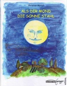 Mond stiehlt Sonne